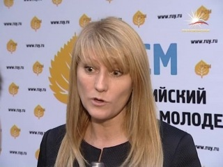 Депутат Государственной Думы РФ, Олимпийская чемпионка по конькобежному спорту Светлана Журова