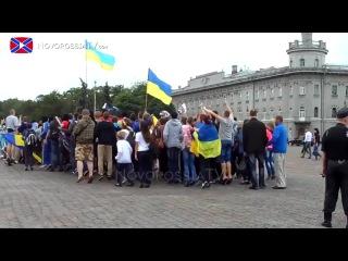 НовороссияТВ: Деградация Украины продолжается (07.12.2014 )