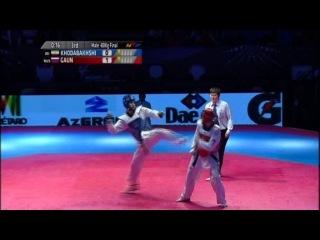 World Taekwondo Grand Prix Final Queretaro 2014
