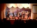 Танец 10 физмата 24.10.14