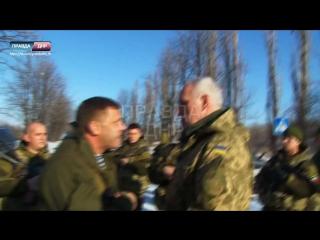 2015.01.15 - Диалог Александра Захарченко с офицером ВСУ