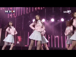 [PERF] 091214 Lovelyz (러블리즈) - Candy Jelly Love @ SBS MTV THE SHOW