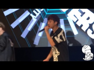 [FANCAM]140925 INFINITE - Nothing's Over Hoseo University Festival - Sunggyu