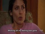 Marina Elali (House M.D.) - One last cry (английские субтитры)