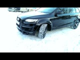 Audi Q7 Optimum Gloss Coat