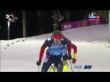 Биатлон - Олимпийские игры 2014 в Сочи - Мужская Эстафета - Золотой финиш Антона Шипулина
