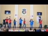 С-23 Power (танец на День студента 2014)