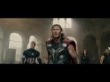 Тизер-трейлер фильма «Мстители 2: Эра Альтрона» (ENG).
