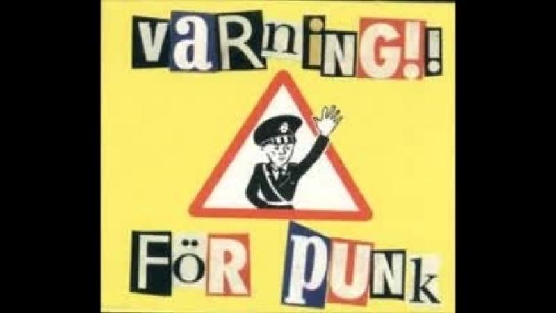 V A Varning För Punk III