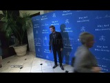 Jeremy Renner at Brooks Brothers Celebrates