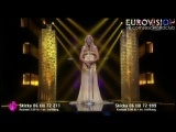 Melodifestivalen 2015 - Jessica Andersson - Can't Hurt Me Now (Финалистка)