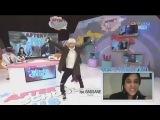 [CUT] After School Club Moos & Daewon 'so called' Freestyle dance & rap