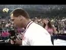 WWF SmackDown! - 24.08.2000 - Мировой Рестлинг на канале СТС - Игрок, Стефани и Курт Энгл