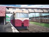 Rail Wars / Железнодорожные войны   12 серия   Озвучивание: Eladiel & Absurd