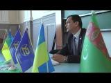 ХНУРЭ Встреча с туркменскими студентами