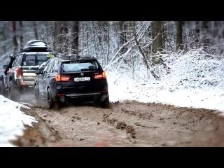 BMW X5 NEW  Тест драйв в программе 'Москва рулит'_HD