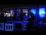 танцую @ Bora Bora Ibiza ;)