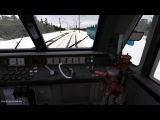 ЧС200-008  с Невским Экспресом в Trainz