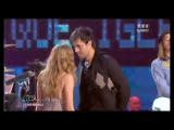 (HQ)Enrique Iglesias - Tired Of Being sorry & Alice LIVE _ Star Academy..mp4