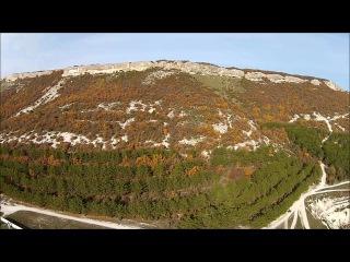 съемка с djl Phantom vision Каньоны с 200 метровой высоты Первая совместная работа с Сергеем Бурштейн