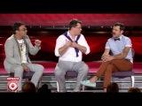 Comedy Club - Юрмала 2014 - Харламов, Мартиросян, Скороход, Батрудинов - RADIO WMJC