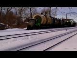 Новый локомотив РЖД