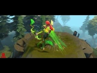 SpoonerGameManager Windranger - Ветрокрылая Song