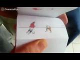 Футбольный нарисованный комикс кристияно роналдо