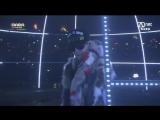 G-DRAGON intro MAMA 2014