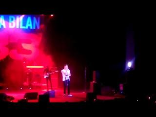 Дима Билан в Барануле. 13.10.2014 Shape of my heart