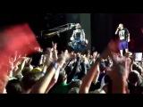 Баста feat. Нервы - С Надеждой На Крылья (Live, Москва, Зеленый театр)
