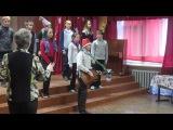 Муз. концерт Новоселицы. дек. 2014г. Андрей-солист.)