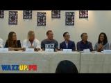 Iza Calzado star-struck and enjoyed shooting her new international movie Showdown in Manila