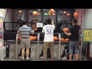 Баскетболист 80-го уровня