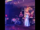 Моя первая песня на сцене и не в Караоке ??☺️ еще работать и работать!!!