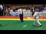 Чемпионат Мира по Кудо 2014 Савичева Александра