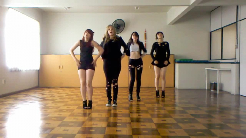 Good-bye Baby [Miss A] Dance Cover