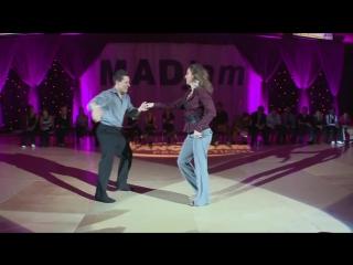 MADjam 2013 Champions J&J Brennar Goree & Brandi Tobias (cut)