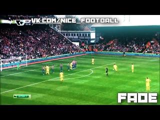 Oskar Free kick |FADE| [ vk.com/nice_football ]