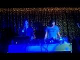 A.R. &amp Axtarial - Cold DrankStronger (Kanye West feat. Daft Punk cover) live at Matreshka Bar