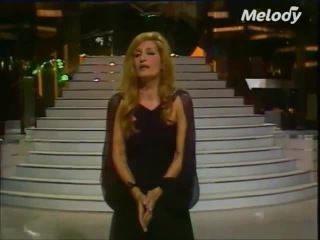Dalida - Manuel 26.12.1974 (French cancan (2e chaine) #