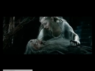 The Hobbit- The Battle of the Five Armies - Battle of Dol Guldur HD (Часть 2)