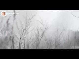 Углегорск. Как русские 'не стреляют' по жилым домам.