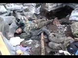 Углегорск. Последствия боя ВСН vs укропы