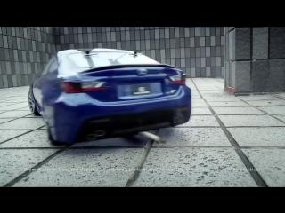 Большие и маленькие игры Lexus R. Дрифт-трюки и все такое