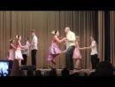 Танец стиляги Вуги-буги