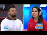 Read my lips - Funny couple in turkish game show