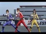 Engine Sentai Go-Onger Clean ED (11 of 15)