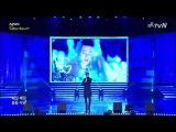 [PERF] 141119 TVN: Chen - Best Luck @ APAN Stars Drama Awards 2014