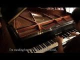 Токийский гуль оппенинг на пианино (COVER)